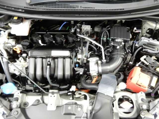 ハイブリッド・モデューロスタイル ホンダセンシング 衝突被害軽減ブレーキサポート メモリーナビ フルセグTV リアカメラ ドライブレコーダー エンジンプッシュスタート アイドリングストップ ETC クルーズコントロール アルミホイール(20枚目)
