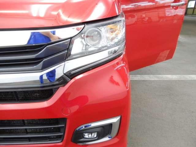 G オーディオレス HIDヘッドライト 純正アルミホイール エンジンプッシュスタート アイドリングストップ スマートキー オートエアコン(18枚目)