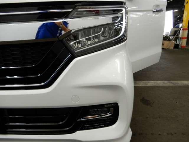 G・Lホンダセンシング 衝突被害軽減ブレーキサポート 両側スライドドア 左側電動スライドドア ドライブレコーダー メモリーナビ リアカメラ フルセグTV LEDヘッドライト ETC オートエアコン(20枚目)