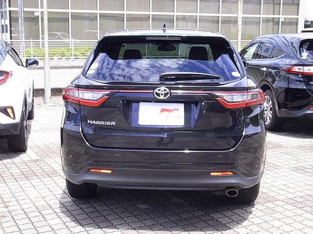 「トヨタ」「ハリアー」「SUV・クロカン」「宮崎県」の中古車5