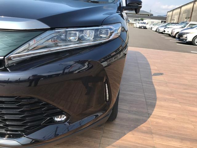 「トヨタ」「ハリアー」「SUV・クロカン」「宮崎県」の中古車2