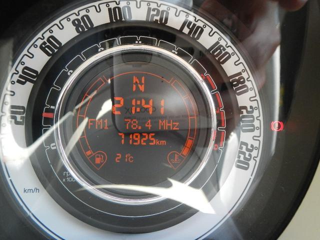 フィアット フィアット 500 1.2 8V ラウンジ ガラスルーフ 新品社外17AW