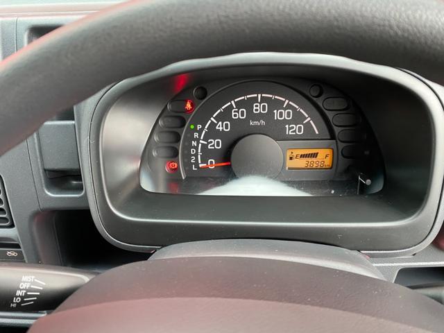 X 社外14inアルミ MTタイヤ 2inリフトアップ ハードカーゴ 4WD(10枚目)