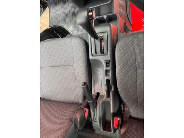 X 社外14inアルミ MTタイヤ 2inリフトアップ ハードカーゴ 4WD(16枚目)
