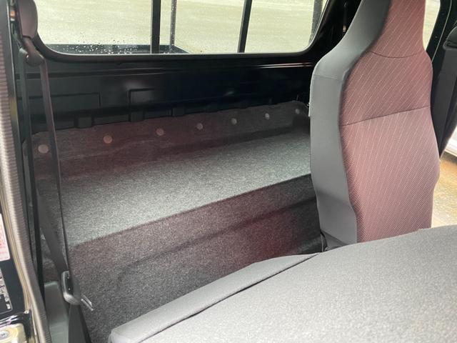 X 社外14inアルミ MTタイヤ 2inリフトアップ ハードカーゴ 4WD(18枚目)