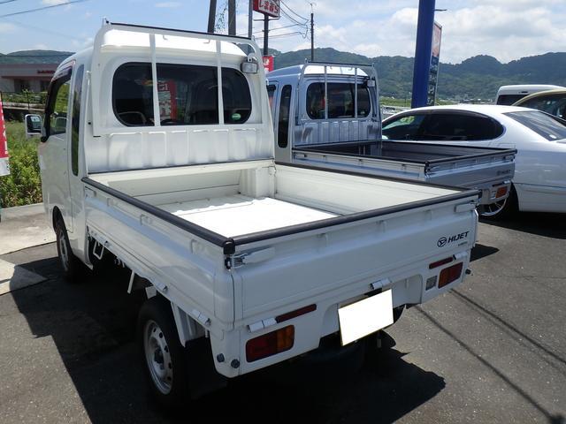 ジャンボ オートマ キーレス 4WD 荷台作業灯 バイザー(7枚目)