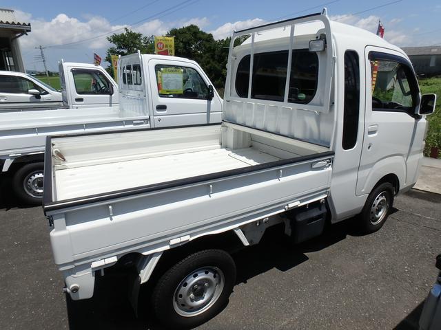 ジャンボ オートマ キーレス 4WD 荷台作業灯 バイザー(9枚目)