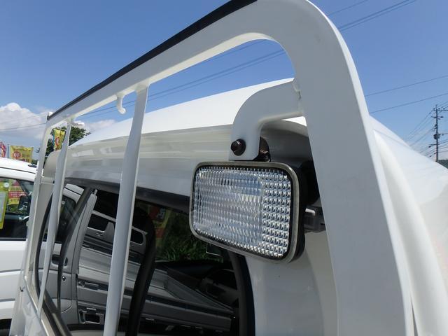 ジャンボ オートマ キーレス 4WD 荷台作業灯 バイザー(13枚目)