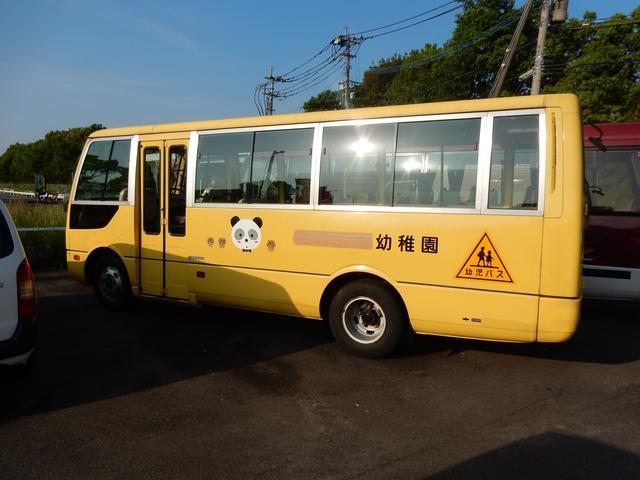三菱ふそう ローザ 幼児車