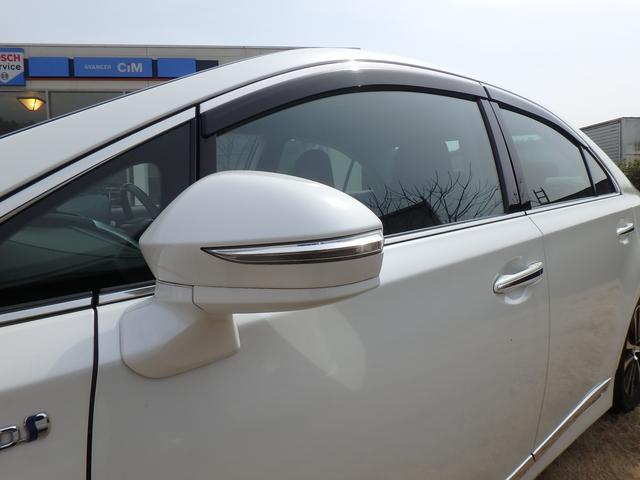 トヨタ SAI G バックカメラ スマートキー 衝突防止レーダーブレーキ