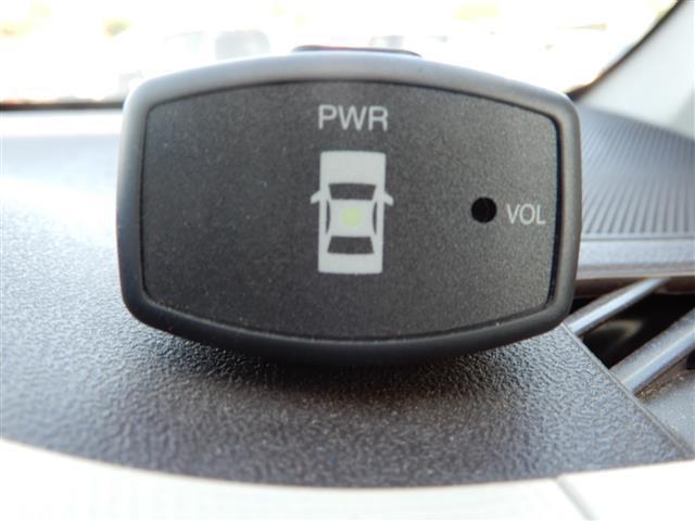 コーナーセンサー付いてます。運転が苦手な方でも安心して運転できますよ♪