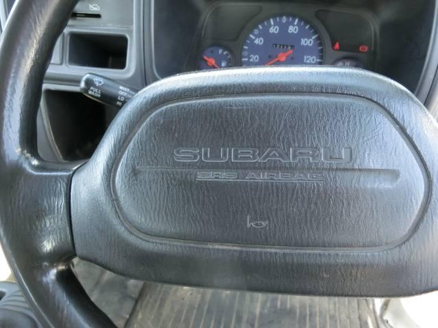 スバル サンバーバン VB エアコン 運転席エアバッグ