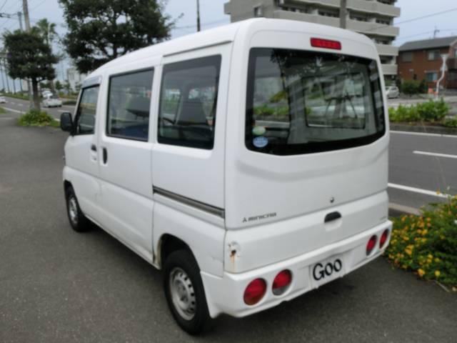三菱 ミニキャブバン CS オートマ車 エアコン パワステ