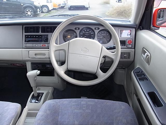 日産 ラシーン 4WD ETC