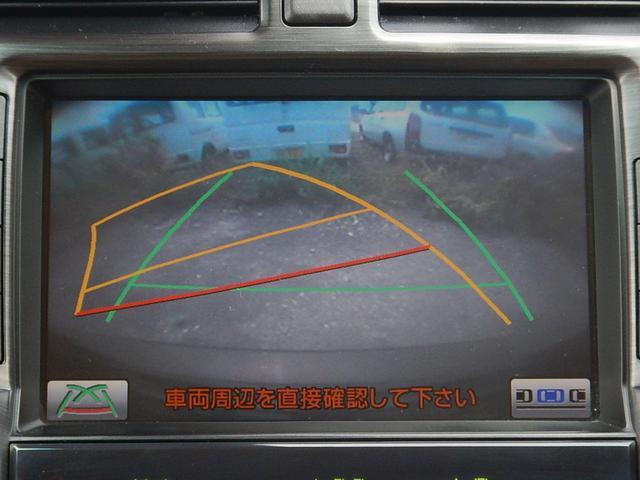 バックカメラ付いてます♪ステアリング連動のガイド線が表示されるので駐車や車庫入れも楽々ですよ♪
