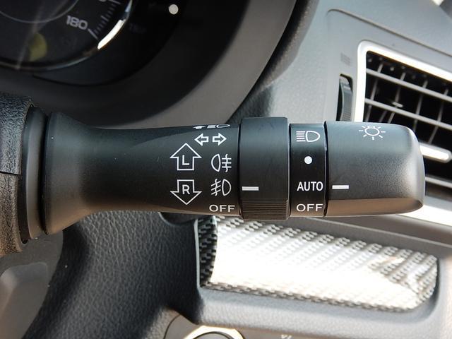 オートライト機能付HIDヘッドライトとフォグ・バックフォグライトスイッチです♪