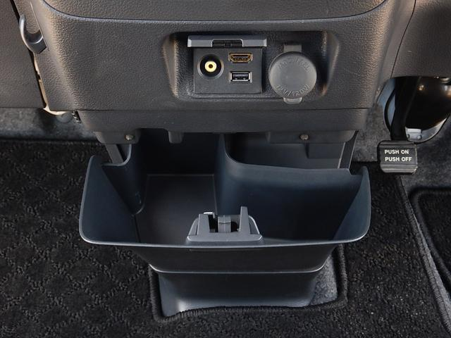 TS ターボ・両側電動・純正ナビ・ワンセグTV・バックカメラ・ステアリモコン・プッシュスタート・アイドリングストップ・USB/HDMI端子・ロールサンシェード・HIDヘッド・フォグ・15インチ純正AW(18枚目)