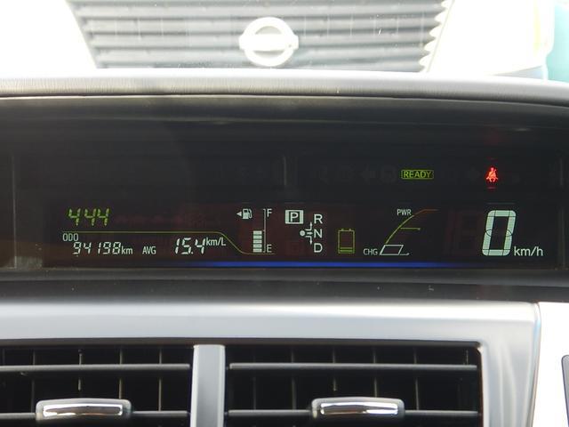S Lセレクション 純正ナビ・フルセグTV・バックカメラ・DVD/CD・ステアリモコン・ETC・プッシュスタート・クルコン・アイドリングストップ・横滑り防止・車両接近通報・ECO/EVモード・モデリスタ製スポイラー(7枚目)