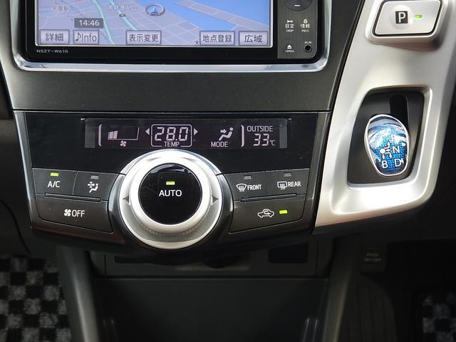 S Lセレクション 純正ナビ・フルセグTV・バックカメラ・DVD/CD・ステアリモコン・ETC・プッシュスタート・クルコン・アイドリングストップ・横滑り防止・車両接近通報・ECO/EVモード・モデリスタ製スポイラー(16枚目)