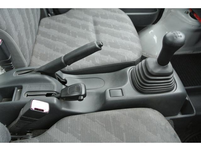 スズキ キャリイトラック エアコン パワステ 4WD