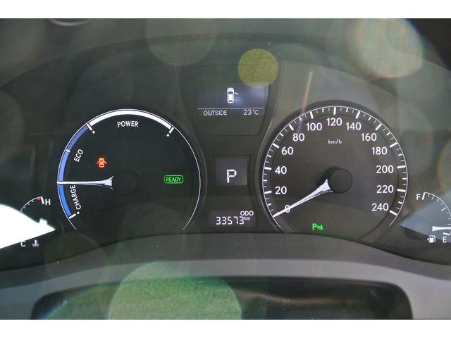 レクサス RX RX450h バージョンL サンルーフ レザーシート