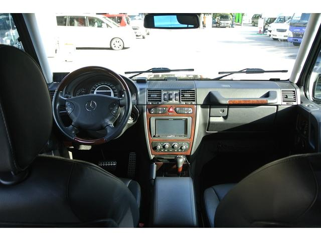 メルセデス・ベンツ M・ベンツ G55 AMGロング ディーラー車 左ハンドル