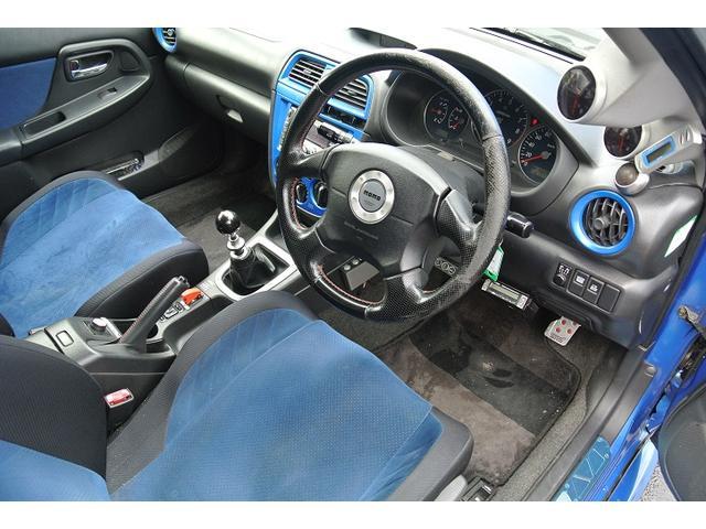 WRX STiプロドライブスタイル 4WD MT6速(11枚目)