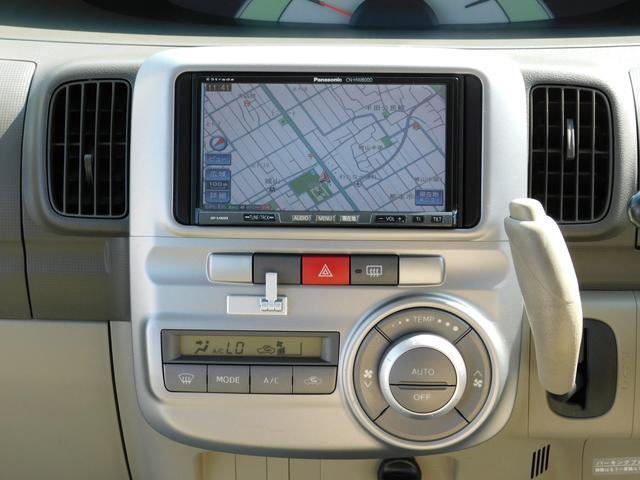 ダイハツ タント X SDナビ フルセグTV ワンオーナー車