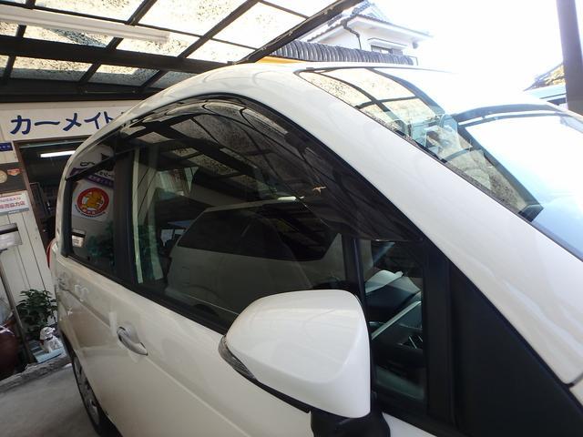トヨタ ポルテ G 左側パワースライドドア