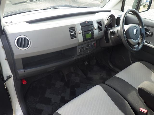 スズキ ワゴンR FX-Sリミテッド キーレス CD MD 14AW