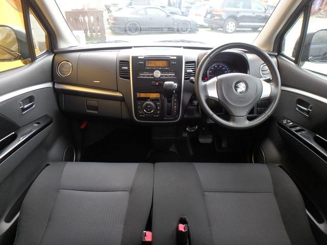 スズキ ワゴンRスティングレー X HIDライト スマートキー プッシュスタート