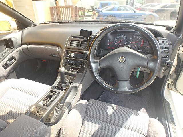 日産 フェアレディZ 300ZXツインターボ HKS車高調 AVSモデル717AW