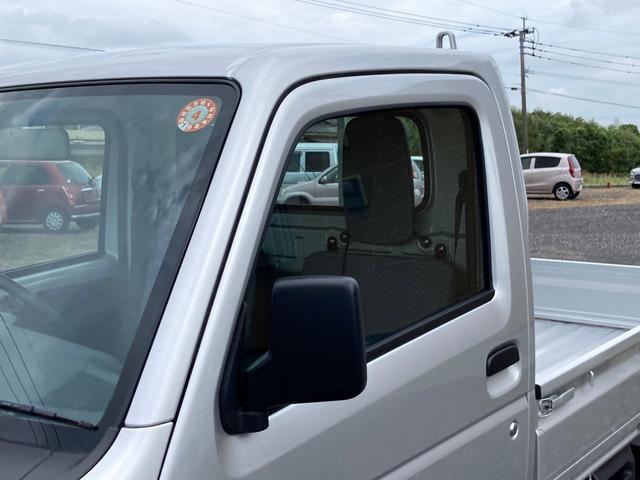 届け出済み未使用車 軽トラック エアコン パワーステアリング(5枚目)
