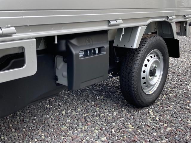 届け出済み未使用車 軽トラック エアコン パワーステアリング(7枚目)