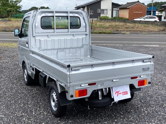 届け出済み未使用車 軽トラック エアコン パワーステアリング(8枚目)