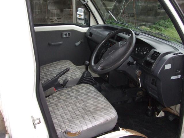 4WD エアコン 5速MT(5枚目)