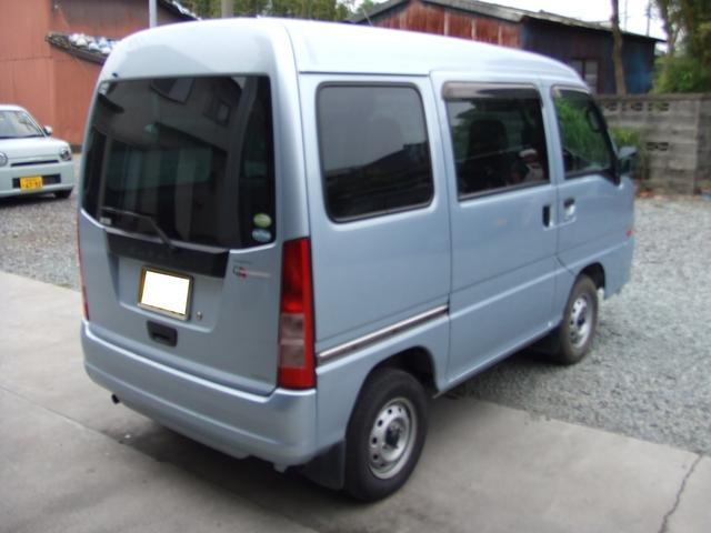 「スバル」「サンバーバン」「軽自動車」「熊本県」の中古車4
