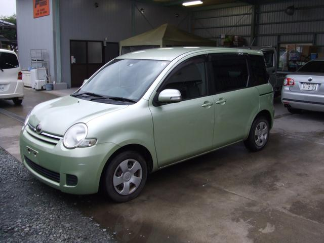 「トヨタ」「シエンタ」「ミニバン・ワンボックス」「熊本県」の中古車3
