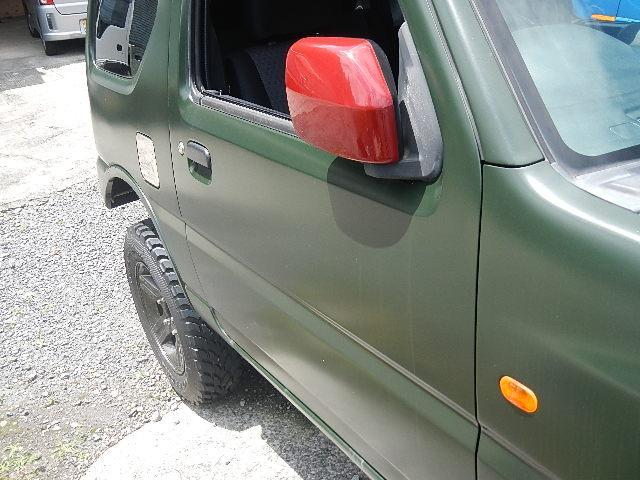 スズキ ジムニー 4WD ナビ TV アルミホイール リフトアップ ターボ