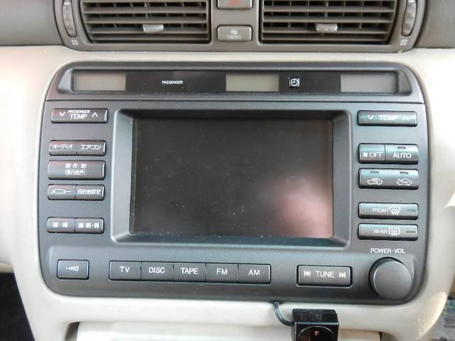 トヨタ クラウンマジェスタ 4.0Aタイプ DVDナビ キーレス ETC HID