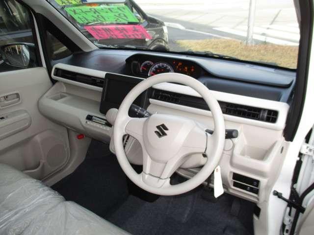 スズキ ワゴンR ハイブリッドFX 届出済未使用車 シートヒーター