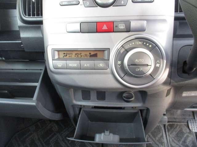 ダイハツ タント カスタムX HIDヘッドライト CDデッキ