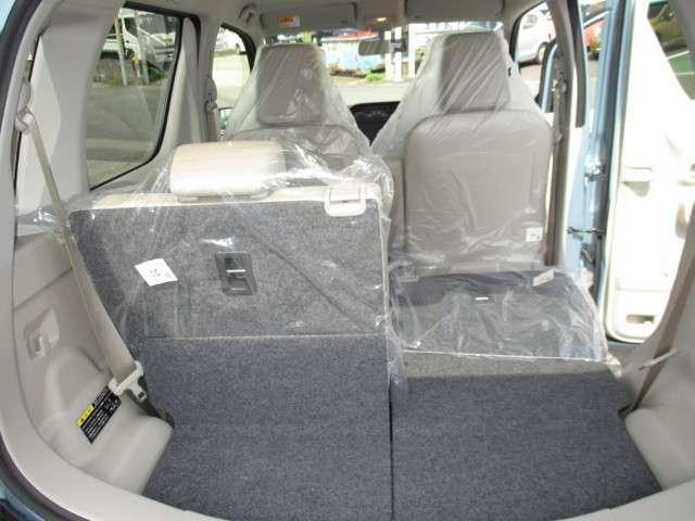 ハイブリッドFX 届出済未使用車 盗難防止システム 電動格納ミラー キーレス アイドリングストップ(11枚目)