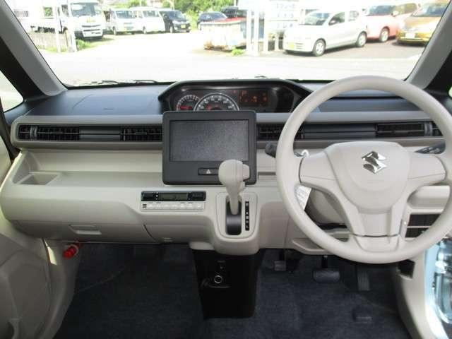 ハイブリッドFX 届出済未使用車 盗難防止システム 電動格納ミラー キーレス アイドリングストップ(12枚目)
