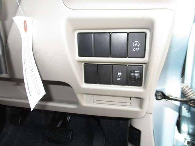 ハイブリッドFX 届出済未使用車 盗難防止システム 電動格納ミラー キーレス アイドリングストップ(17枚目)
