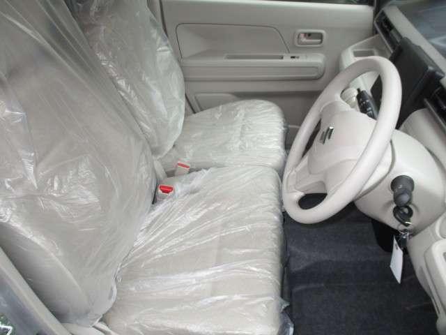 ハイブリッドFX 届出済未使用車 フルフラット ベンチシート シートヒーター アイドリングストップ(8枚目)