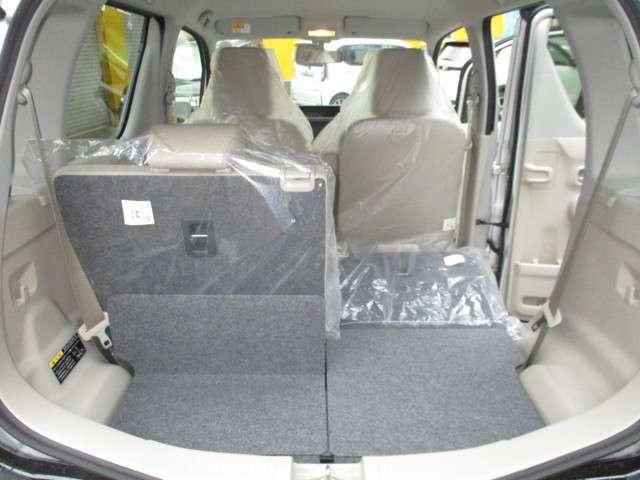 ハイブリッドFX 届出済未使用車 フルフラット ベンチシート シートヒーター アイドリングストップ(11枚目)