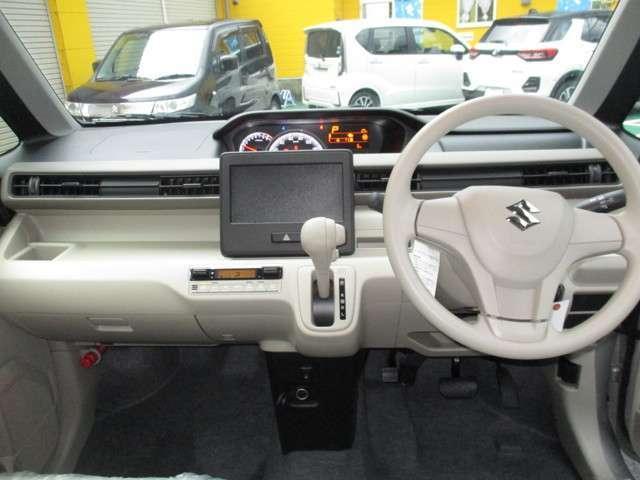ハイブリッドFX 届出済未使用車 フルフラット ベンチシート シートヒーター アイドリングストップ(12枚目)