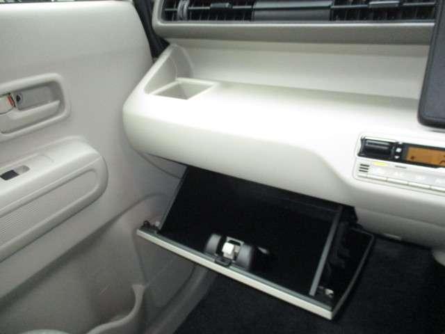 ハイブリッドFX 届出済未使用車 フルフラット ベンチシート シートヒーター アイドリングストップ(13枚目)