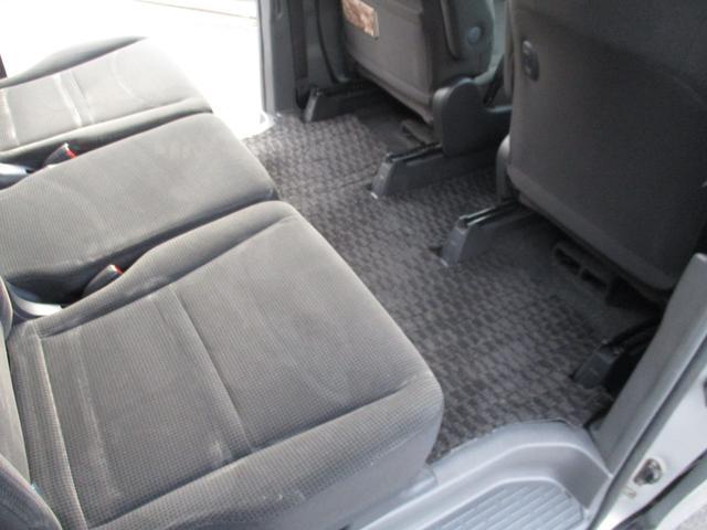 X Lセレクション 車検整備付 HDDナビ CD DVD バックカメラ ETC 後席左電動スライドドア(9枚目)